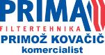 Filtri in filtracija | Primož Kovačič | Ljubljana Logo